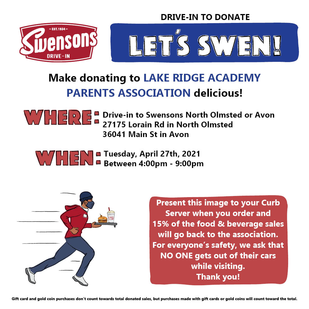 """Featured image for """"Swensons Dine to Donate"""""""