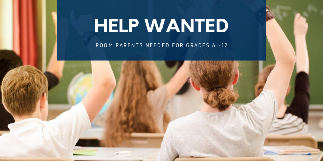"""Featured image for """"Room Parents Wanted"""""""