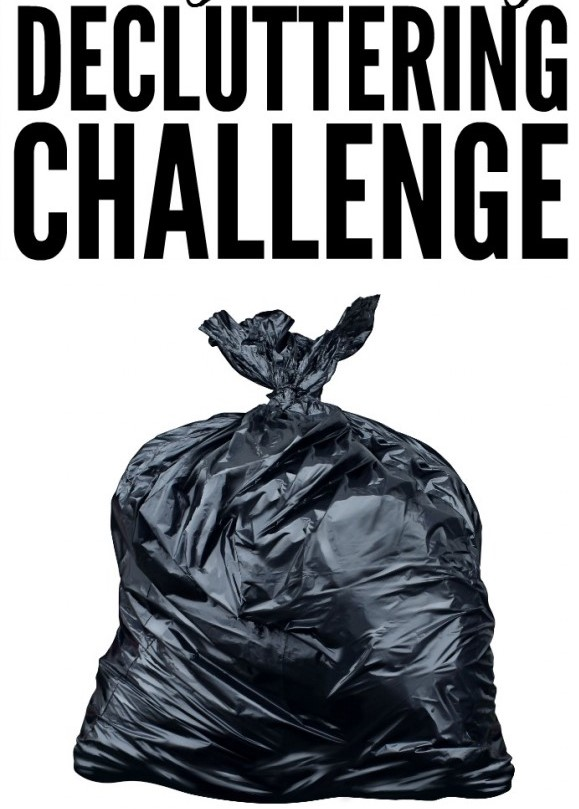 """Featured image for """"20 Bags in 20 Days Declutter Challenge"""""""